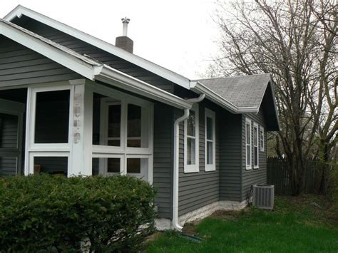 gray siding with gray tile roof search california house home gray