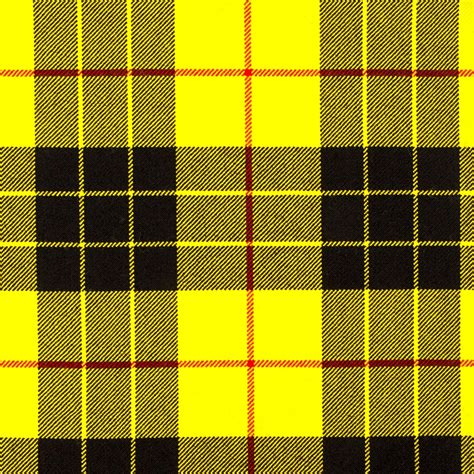 macleod dress modern heavy weight tartan fabric