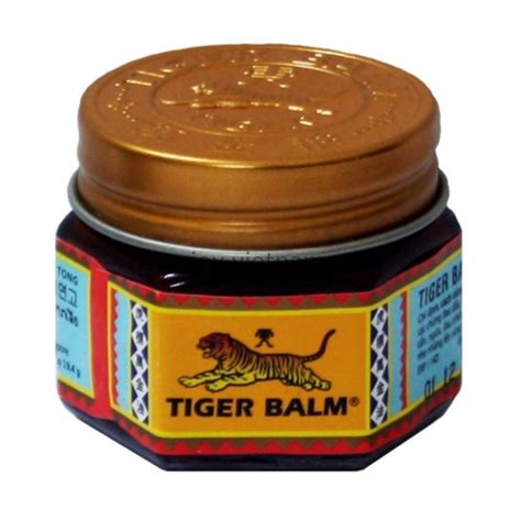 icy hot or tiger balm tiger balm red many choices balm made in singapore buy