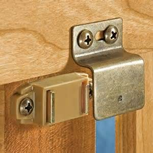 magnetic catch for inset doors cabinet and furniture