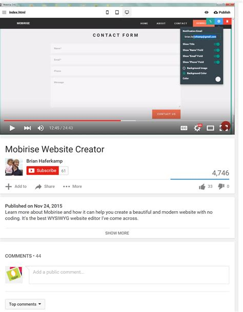 bootstrap themes youtube top ten website builders driverlayer search engine