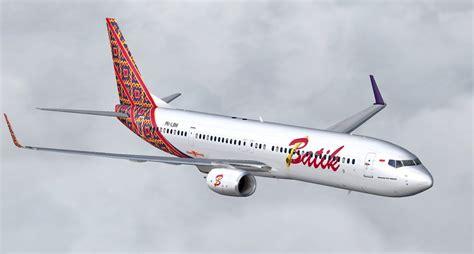 batik air ambon jakarta pesawat mendarat lagi setelah terbang 20 menit penumpang