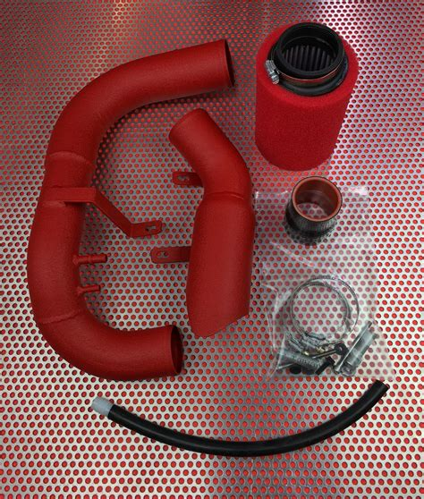 2012 2017 fiat 500 abarth rrm cold air intake w wrinkle