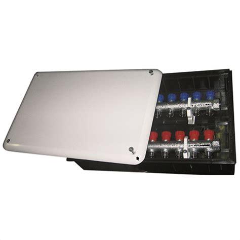 cassette per collettori cassetta per collettori sistema multistrato