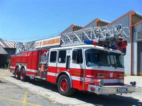 Search Engine South Africa Engines Photos Ladder 16 City Of Johannesburg E One