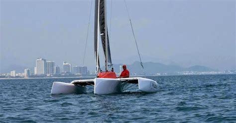 trimaran project trimaran projects and multihull news corsair marine