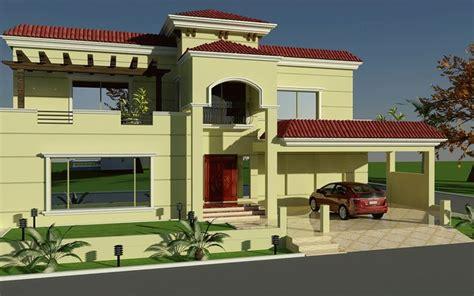 home design layout in pakistan 60 x 100 wapda town 1 kanal house design 3d front