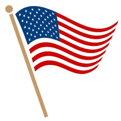 american flag clipart best 25 american flag clip ideas on image