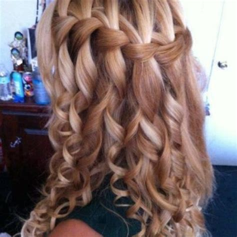 pageant style curling hair beauty pageant hairstyles