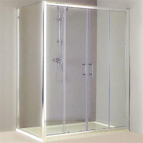1500 Shower Door Form 6mm 1500 Sliding Door Shower Enclosure Buy At Bathroom City