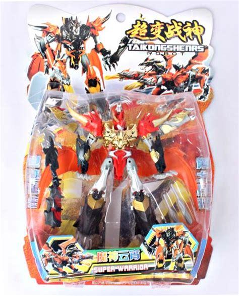 Harga Robot Gundam Murah by Mainan Robot Dinobot Blaster Toko Mainan Anak