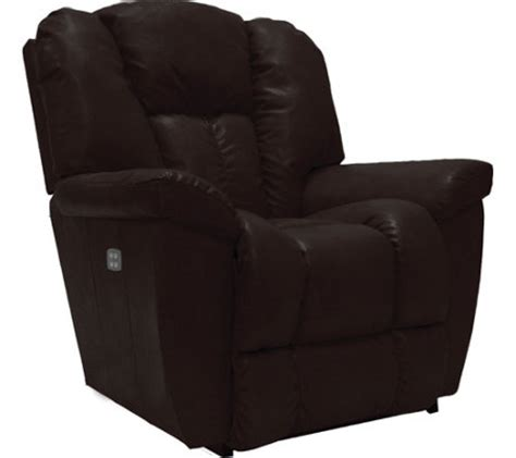 lazy boy memory foam recliner la z boy maverick oversized power rocker recliner w memory