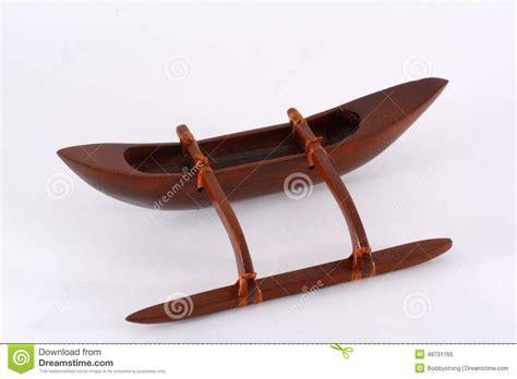 hawaiian boat traditional hawaiian boat stock photo image 48731765