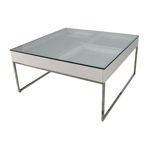 boconcept coffee table 74 off boconcept boconcept white coffee table tables