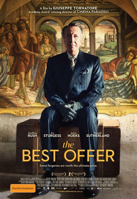 la miglior la migliore offerta la recensione 1 2 the cinema