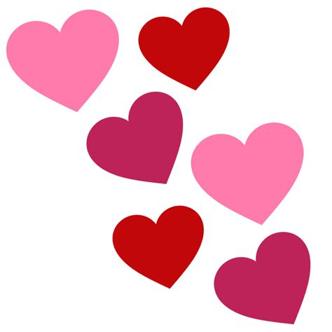 clip hearts best clipart 14182 clipartion