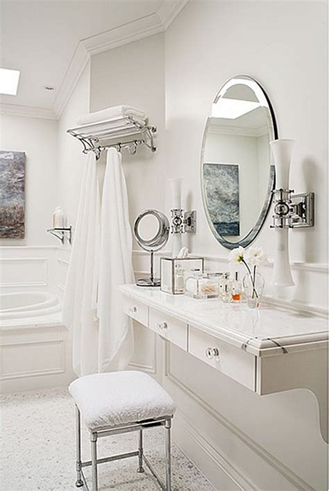 21 innovative bathroom vanities with dressing table
