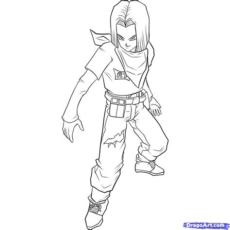 android draw android 17 colouring pages picture to pin on pinsdaddy