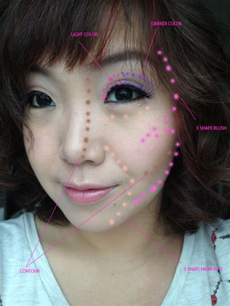 tutorial make up korea pinkbuble in da house new zealand beauty and lifestyle blog