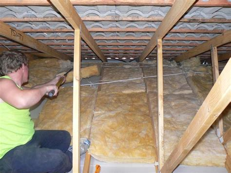 How To Install Insulation In Ceiling by Insulation 187 Access Insulation