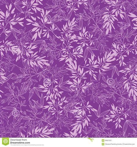purple pattern background vector purple branches seamless pattern background stock vector