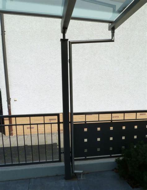 carport regenrinne premium carport kolb und appel