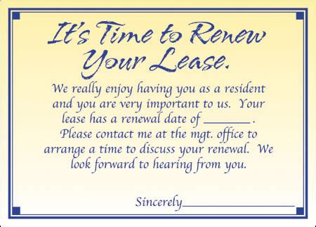 sle eviction notice malaysia lease renewal letter notice of lease template landlord