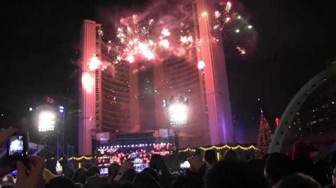 new year toronto new year 2013 toronto nathan phillips square