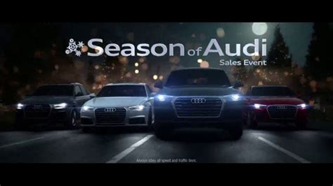 Season Of Audi by Audi Season Of Audi Sales Event Tv Commercial