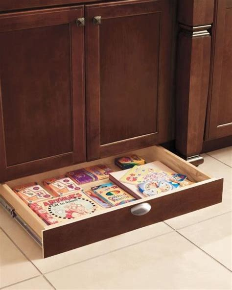 Toe Kick Drawers by Toe Kick Drawer Cabinets Drawers Storage