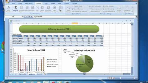 online tutorial excel 2007 online video tutorial ecdl module 4 tutorial 5 excel