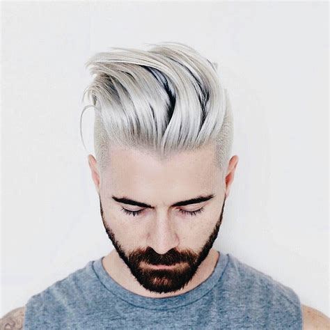 color for men 20 hair color ideas for men to try