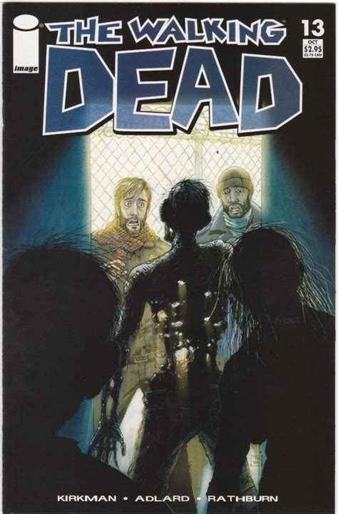 the walking dead book 13 the walking dead 13 front cover comics watcher
