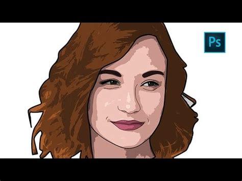 tutorial vector cartoon photoshop photoshop how to create cartoon effect vector art