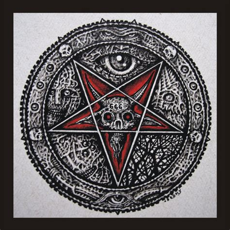 pentagram by jeremyfamir on deviantart