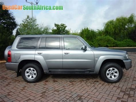 used nissan patrol for sale in south africa 2005 nissan patrol used car for sale in johannesburg city