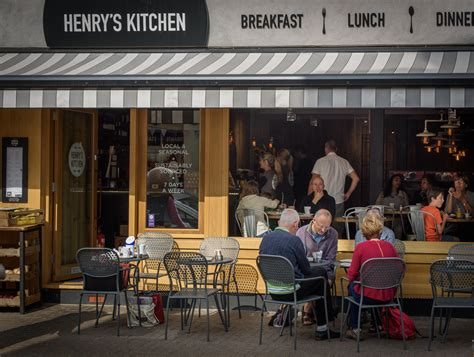 Henrys Kitchen win an evening meal for two at henry s kitchen east