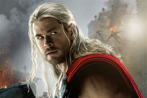 film fantasy z hemsworthem image avengers age of ultron chris hemsworth thor hero