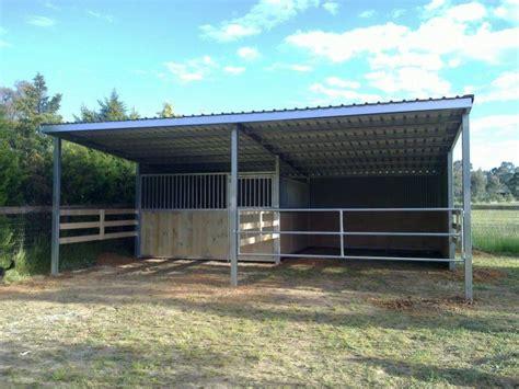 stable  shelter  australia horse shelter horse
