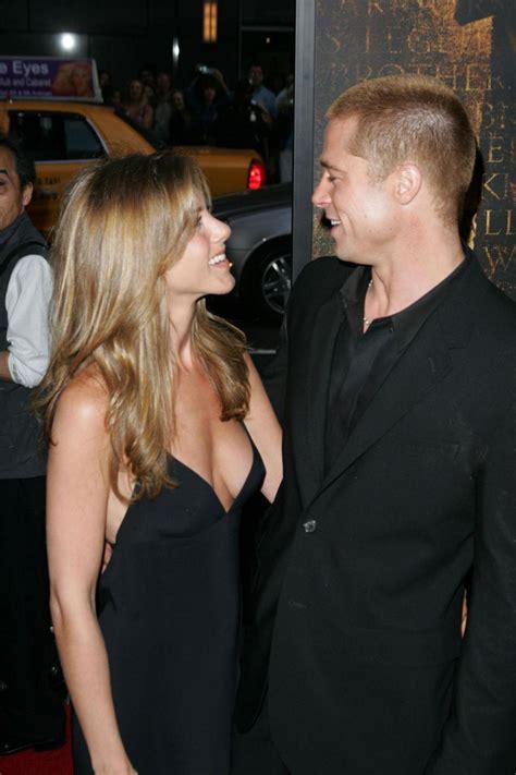 Jen To Brad I You by Brad Pitt And Aniston S Mexico Wedding Plans