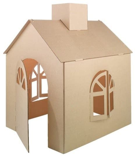 cardboard houses 17 best ideas about cardboard playhouse on pinterest cardboard houses cardboard