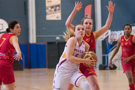 ufab union feminine angers basket  club