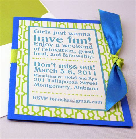 Personalized Invitation Cards Free