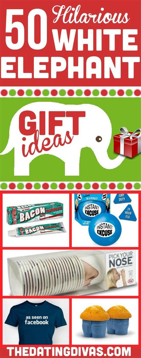 best 25 white elephant christmas ideas on pinterest