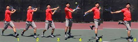 backhand swing forehand and backhand volley tenniscoachsingapore com