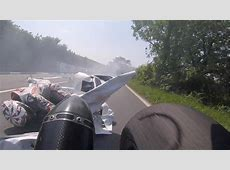 TT 2016: Dramatic pictures show Cowton near miss | MCN 2016 Isle Of Man Crashes