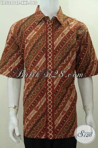 Batik Cap Halus 3 baju batik cap tulis motif elegan berbahan halus produk busana batik pria gemuk kwalitas