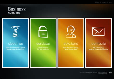 swishmax templates business swish template 24705