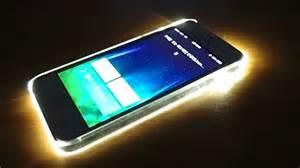 Led Light Up Phone Case Van D Light Up Case For Iphone 5 5s Youtube