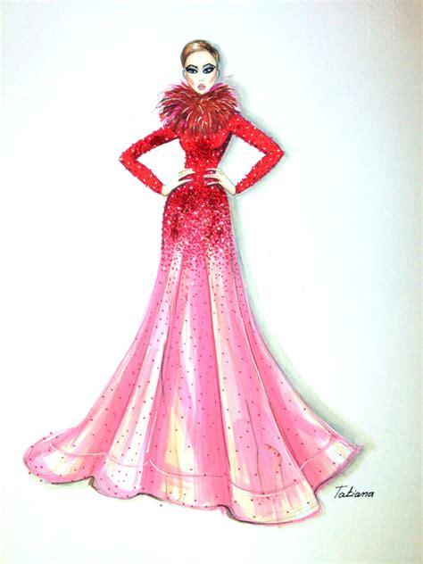 fashion illustration elie saab original fashion illustration elie saab by loveillustration